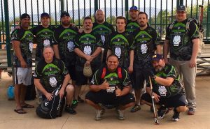 CBOps 2016 softball
